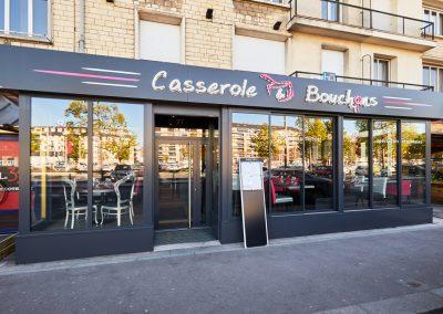 Restaurant à Caen - Casserole & Bouchons