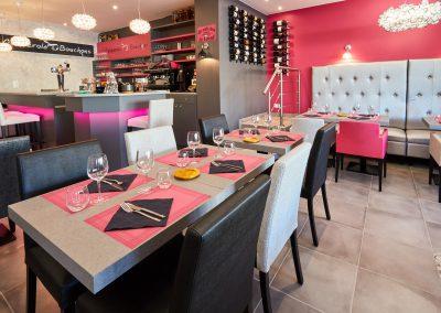 Restaurant à Caen - Casserole et bouchons