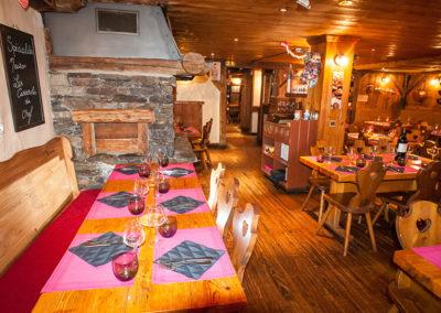 Restaurant La Casserole à Val d'Isère