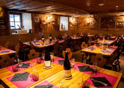 Restaurant à Val d'Isère - La Casserole