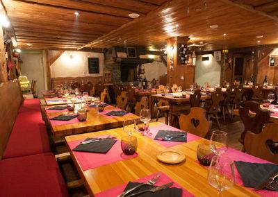 Restaurant à Val d'Isère - La Casserole - Spécialités Régionales